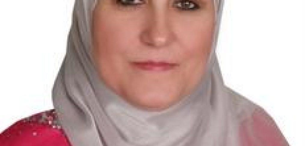 Dina Shafaqouj